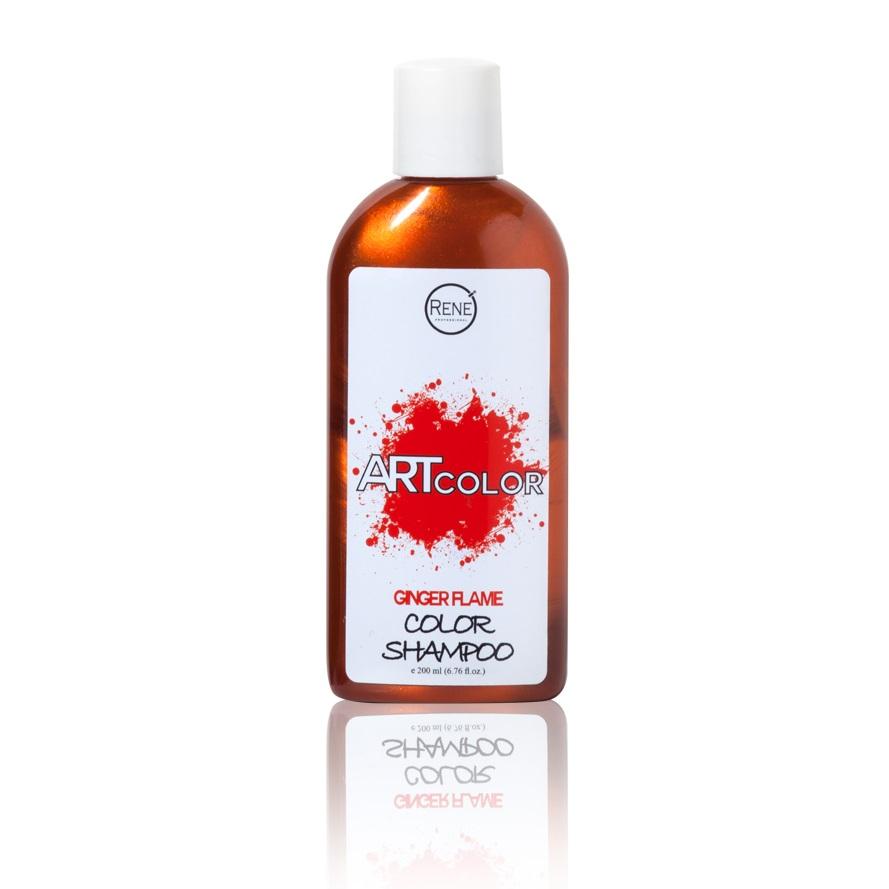 Ginger Flame shampoo