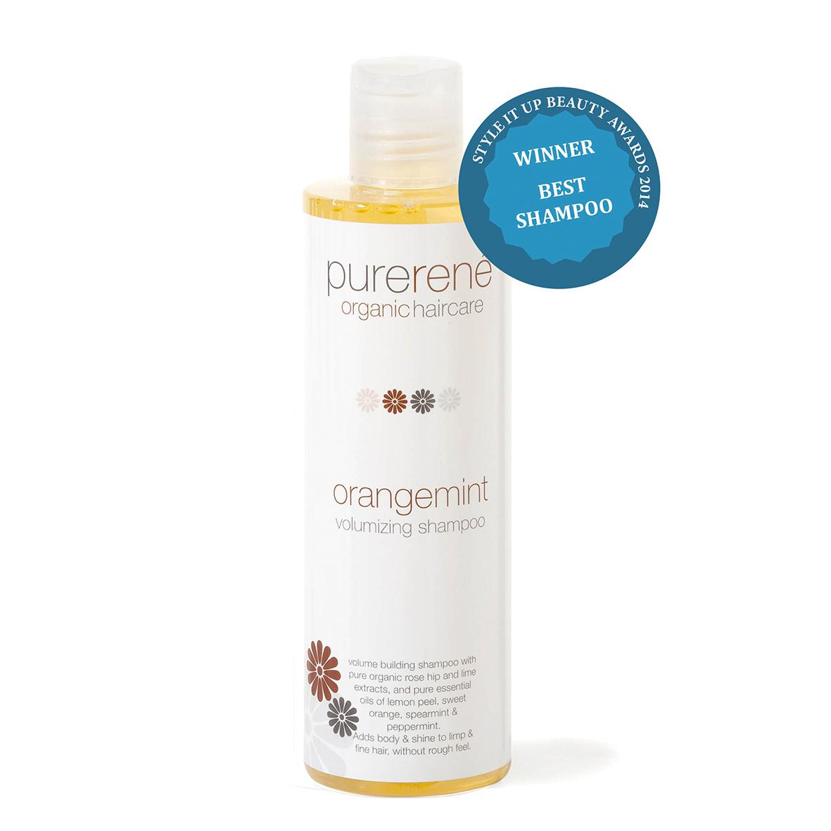 PureRene Orangemint Shampoo