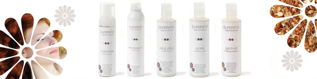 Pure René Organic Haircare