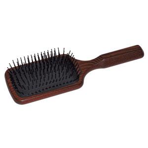 Pure Wood paddle borstel