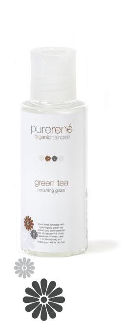 Pure Rene Green Tea Polishing Glaze