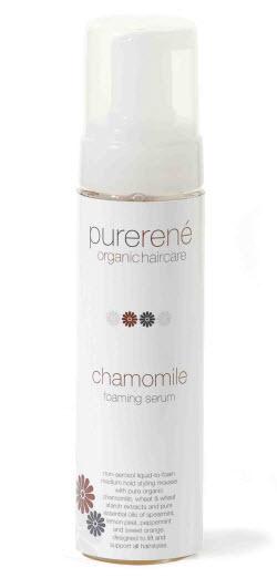 Pure Rene Chamomile Foaming Serum