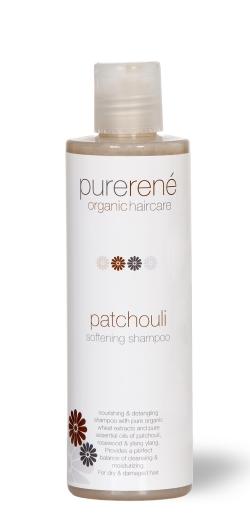Pure Rene Patschouli Softening Shampoo