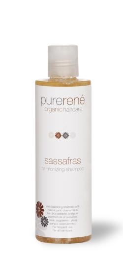 Pure Rene Sassafras Harmonizing Shampoo